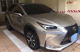 Selling 2nd Hand Lexus Nx 2015 in Mandaluyong