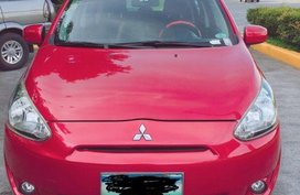 Selling Mitsubishi Mirage 2013 Hatchback Automatic Gasoline in Santa Rosa