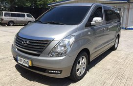Selling 2nd Hand Hyundai Grand Starex 2015 Automatic Diesel at 32000 km in Pasig