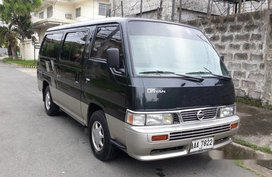 Selling Nissan Urvan Escapade 2014 Manual Diesel in Parañaque