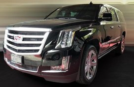 Brand New Cadillac Escalade 2019 Automatic Gasoline for sale in Quezon City