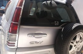 2nd Hand Honda Cr-V 2003 Automatic Gasoline for sale in Manila