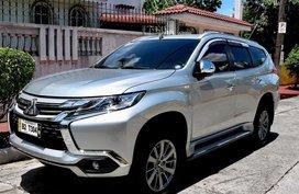 Sell Silver 2018 Mitsubishi Montero Sport Manual Diesel in Quezon City