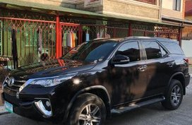 2nd Hand Toyota Fortuner 2016 Manual Diesel for sale in Parañaque