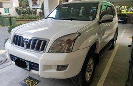 2nd Hand Toyota Land Cruiser Prado 2006 at 138000 km for sale in Pasig