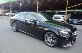 Sell 2nd Hand 2014 Mercedes-Benz C200 at 14000 km in Pasig