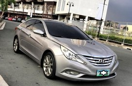 Selling Hyundai Sonata 2010 Automatic Gasoline in Pasig