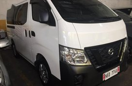 2nd Hand Nissan Nv350 Urvan 2018 at 10000 km for sale