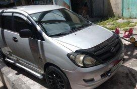 Selling Toyota Innova 2007 Manual Gasoline in Marikina