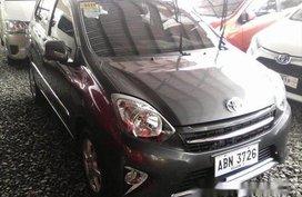 Sell Grey 2015 Toyota Wigo Manual Gasoline