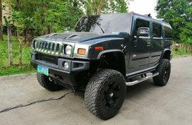 Selling Hummer H2 2006 at 10000 km in Cebu City