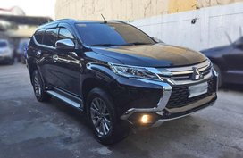Selling 2nd Hand Mitsubishi Montero 2017 at 13000 km in Mandaue