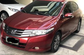 Selling 2nd Hand Honda City 2009 in Manila