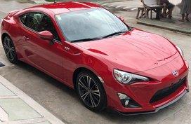 2013 Toyota 86 for sale in Manila