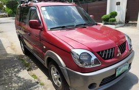 Selling 2nd Hand Mitsubishi Adventure 2008 Manual Diesel at 129000 km in Angono