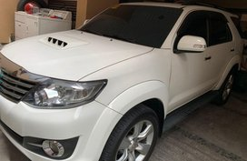 Selling 2nd Hand Toyota Fortuner 2015 in San Juan