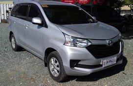 Selling 2nd Hand Toyota Avanza 2017 Manual Gasoline at 26000 km in Marikina