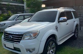 Selling 2nd Hand Ford Everest 2011 in Quezon City