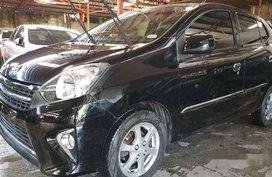 Sell Black 2016 Toyota Wigo at 8800 km in Quezon City
