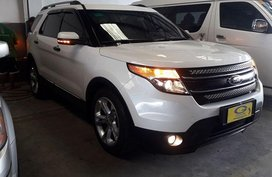 Selling 2nd Hand Ford Explorer 2014 at 69000 km in San Fernando