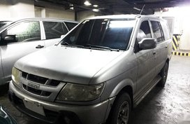 Sell Silver 2008 Isuzu Crosswind in Pasig
