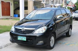 2nd Hand Toyota Innova 2011 Manual Gasoline for sale in Bacoor