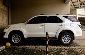 2012 Toyota Fortuner for sale in Parañaque