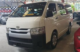 2nd Hand Toyota Hiace 2016 for sale in Quezon City