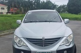 2nd Hand Ssangyong Actyon 2007 for sale in Santa Rosa