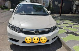 Selling 2nd Hand Honda Civic 2013 in Angeles