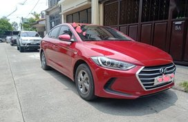 2nd Hand Hyundai Elantra 2018 for sale in Quezon City