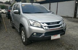 2nd Hand Isuzu Mu-X 2017 Manual Diesel for sale in Cainta