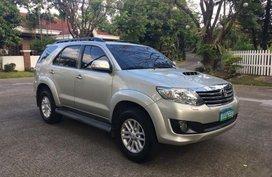 Selling 2nd Hand Toyota Fortuner 2012 in Quezon City
