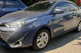 Sell Gray 2018 Toyota Vios in Quezon City