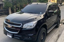 2nd Hand Chevrolet Trailblazer 2016 for sale in Quezon City