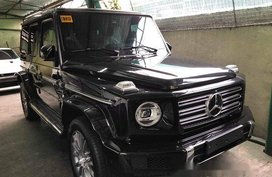 Black Mercedes-Benz G-Class 2019 for sale