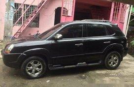 Black Hyundai Tucson 2009 for sale in Manila