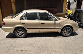 2nd Hand Toyota Corolla 1998 for sale in Manila