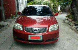 Sell 2nd Hand 2006 Toyota Vios Manual Gasoline at 130000 km in Bacoor