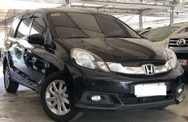 2nd Hand Honda Mobilio 2015 Automatic Gasoline for sale in Makati