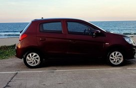 Selling Mitsubishi Mirage 2016 Hatchback Automatic Gasoline in Vinzons