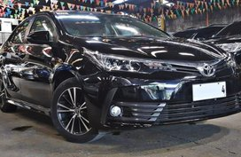 Sell Black 2017 Toyota Corolla Altis 16000 km in Quezon City