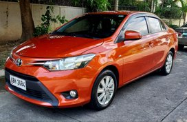 Sell Used 2015 Toyota Vios at 32000 km in Quezon City