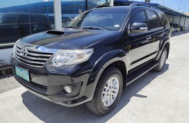 Used 2014 Toyota Fortuner Automatic Diesel for sale in Metro Manila