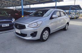 Sell Silver 2014 Mitsubishi Mirage G4 at 48000 km