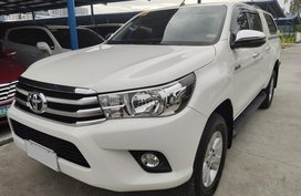 White 2018 Toyota Hilux Automatic Diesel for sale