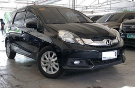 2nd Hand Honda Mobilio 2015 for sale in Makati