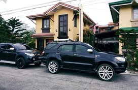 Selling Toyota Fortuner 2005 Automatic Diesel in Quezon City