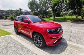 Selling Jeep Cherokee 2017 at 17000 km in Parañaque