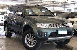 2nd Hand Mitsubishi Montero 2009 for sale in Makati